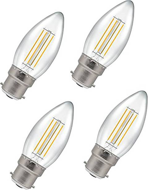 Volticity 12 W Candle E22 Flouroscent Bulb