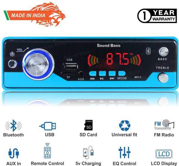 Sound Boss BLUETOOTH/MP3/FM/USB/SD/AUX HI-Power Digital Car Stereo