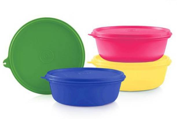 TUPPERWARE ss bowl 1 l  - 1000 ml Plastic Utility Container