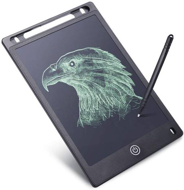shree labham fashion Portable LCD Writing Board Slate Drawing Record Notes Digital Notepad with Pen Handwriting Pad Paperless Graphic Tablet