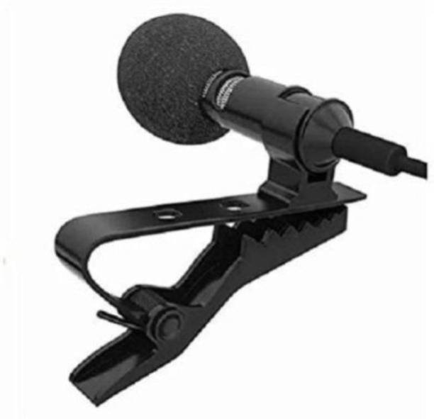 gyzmofreakz 3.5MM Clip On Mini Lapel Lavalier Microphone microphone