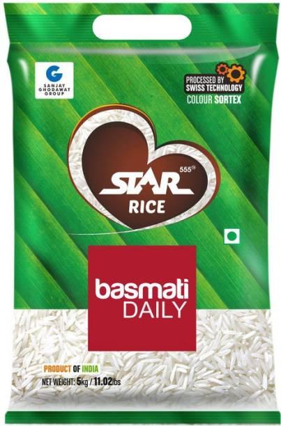 STAR 555 Basmati Daily Basmati Rice (Long Grain)