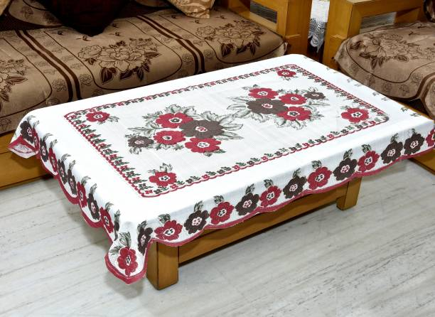 GAURANG Printed 4 Seater Table Cover