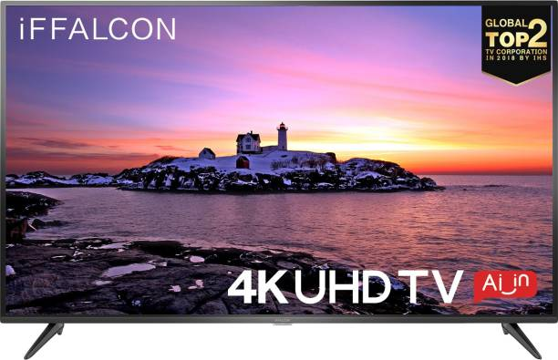 iFFALCON by TCL 163.8 cm (65 inch) Ultra HD (4K) LED Smart Android TV