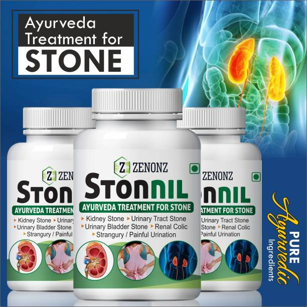 zenonz Stonnil for stone removal capsules 100% Natural