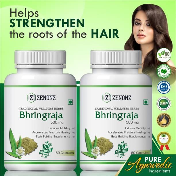 zenonz bhringraja Body Building Supplement 100% Natutral