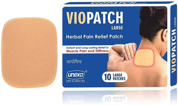 Viopatch Herbal Pain Relief Patch Plaster & Patch