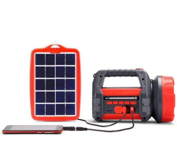 d.light T200R Solar Torch Torch Emergency Light