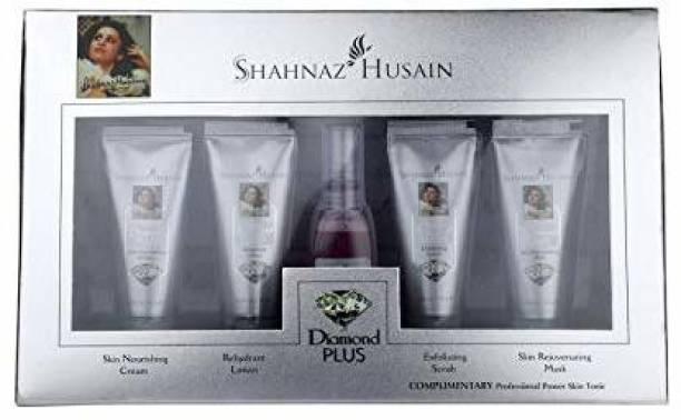 Shahnaz Husain Diamond Skin Revival Kit (Includes Professional Power Tonic 15 ml)