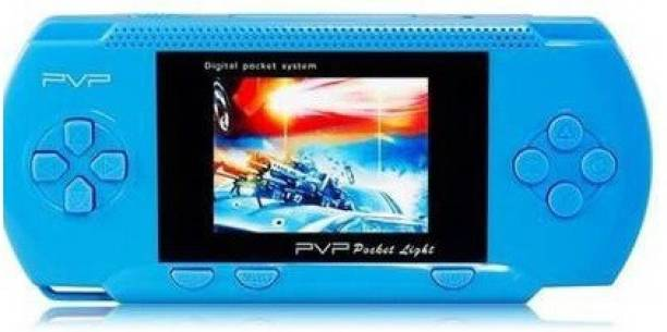 Clubics Digital PVP Play Station in Blue 1 GB with SUPER MARIO