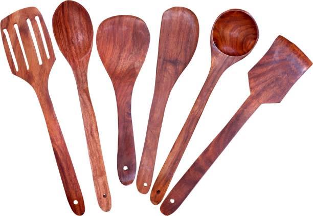 Tactware Wooden Ladle