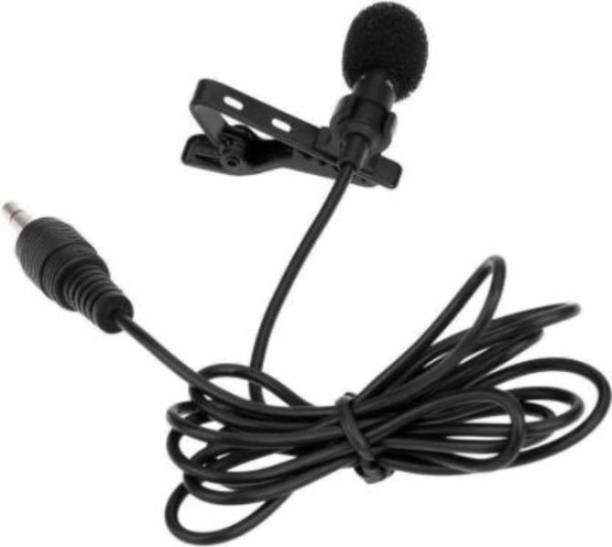 gyzmofreakz Noise Cancellation Clip Collar Mic Condenser For Youtube Video Recording microphone