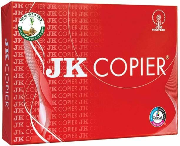 JK Copier JK COPIER 500 SHEETS A4 PRINTING PAPER UNRULED A4 75 gsm Printer Paper