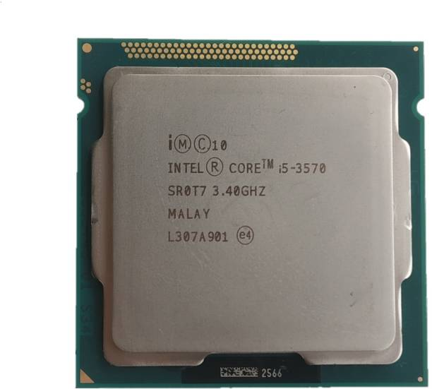 Intel Core i5 3570 Best Performance 3rd Generation 3.4 GHz LGA 1155 Socket 4 Cores Desktop Processor