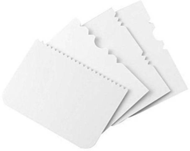 sell net retail Plastic Pack of 4 Baking Comb