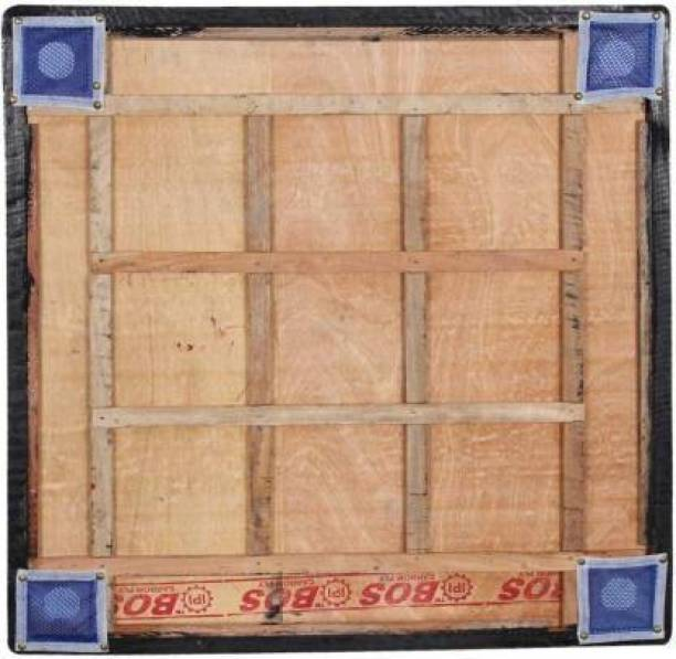 Ms Sports Medium Size Wooden Carrom Board 26 inches with CoinS, Striker and Powder 66.04 cm Carrom Board