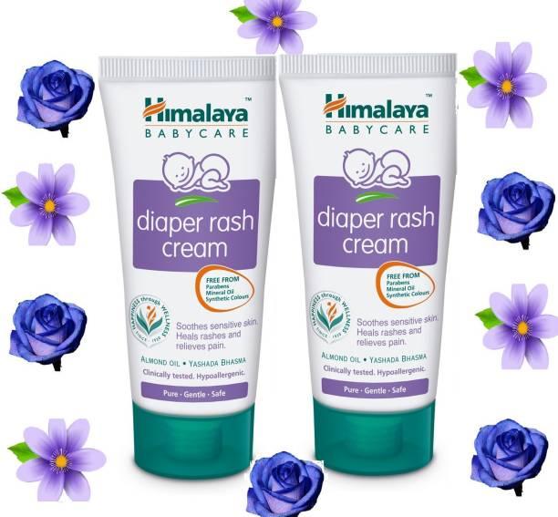 HIMALAYA Baby Diaper Rash Cream 2 Pack of