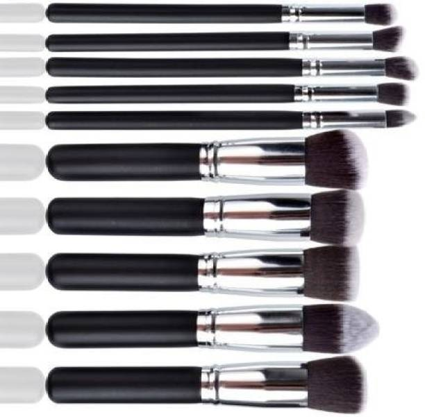 DUcare Makeup Brushes Set Premium Synthetic Kabuki Foundation Face Powder Blush Eyeshadow Brush