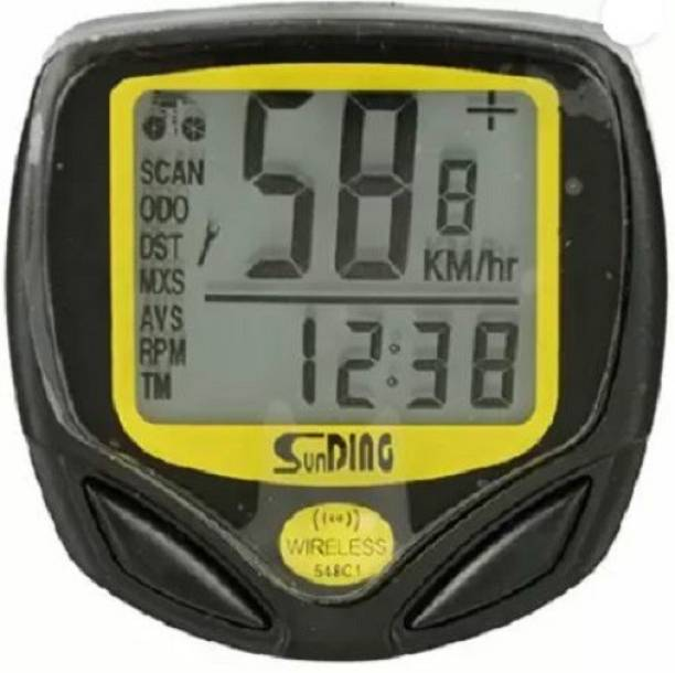 SANA IMPEX BICYCLE METER WIRELESS Wireless Cyclocomputer