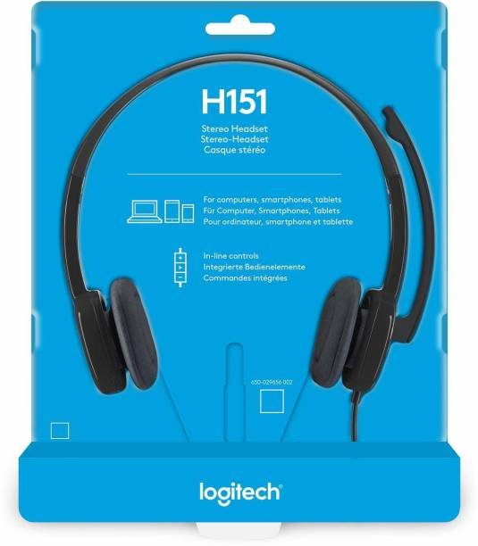 Logitech H151 Wired Headset