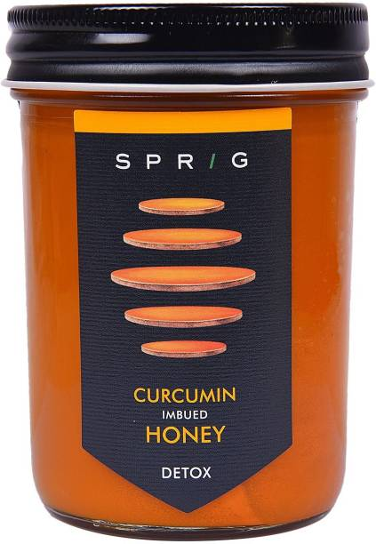 Sprig Curcumin Honey
