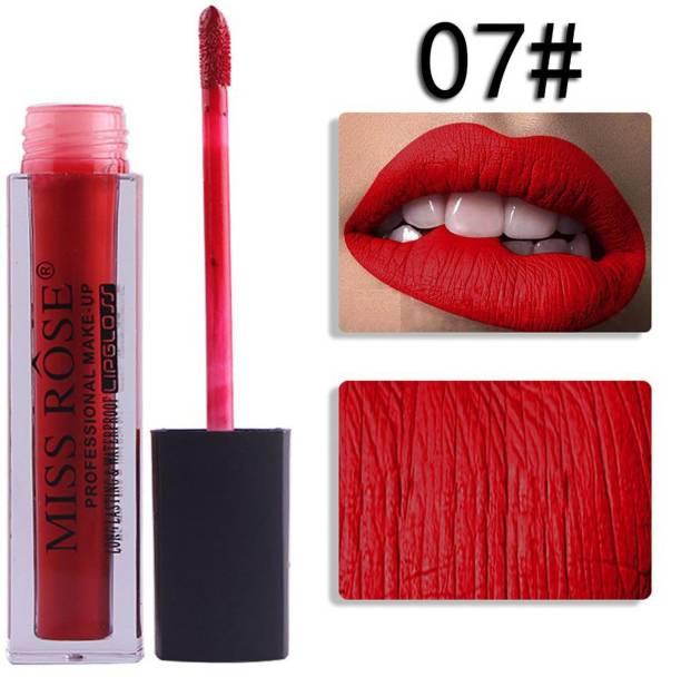 MISS ROSE Matte Lip Gloss - 07