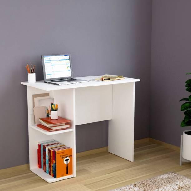 SPACEX Seoul Multipurpose Study/Office Table Engineered Wood Office Table