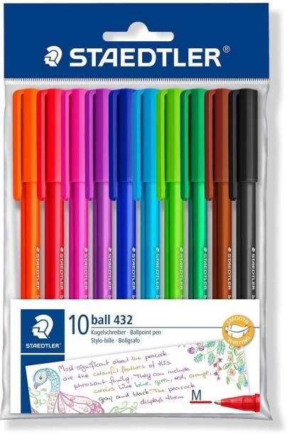 STAEDTLER Triangular Ball Pen
