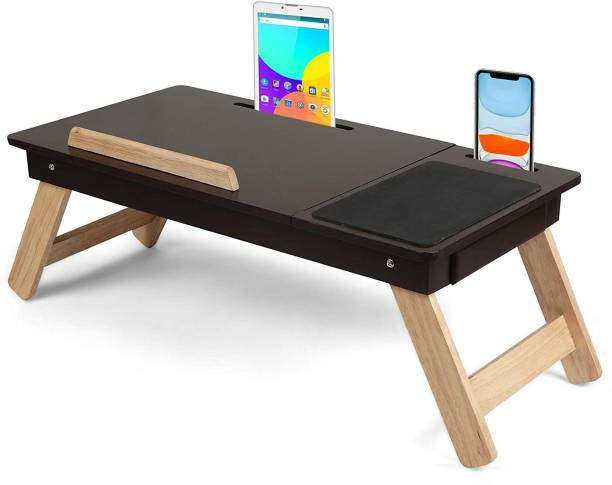 ENJOY the celebration people Wood Portable Laptop Table