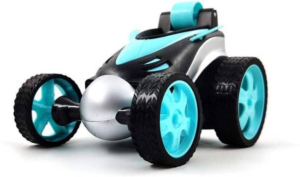 SHALAFI Battery Operated Stunt Car with UniqueFlip