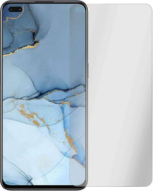 IPAKY Tempered Glass Guard for Oppo Reno 3 pro (Matte)