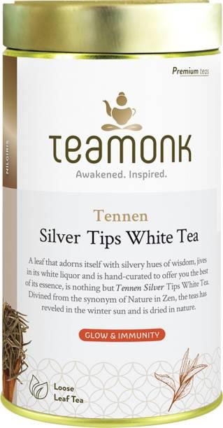 Teamonk Global Tennen Nilgiris White Tea Box
