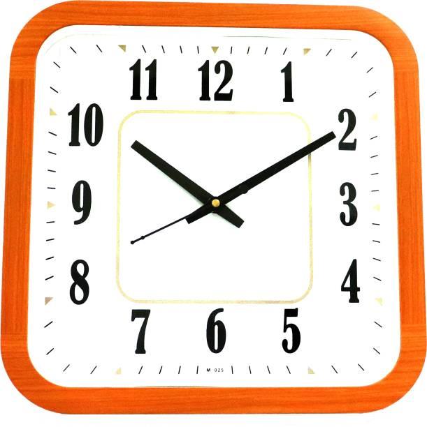 Sigaram Analog 20 cm X 20 cm Wall Clock