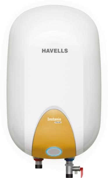 HAVELLS 25 L Storage Water Geyser (Instanio Prime, White & Mustard)