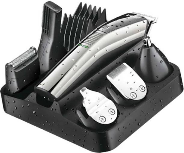 VGR V-029 Professional Grooming Kit  Runtime: 100 min Trimmer for Men