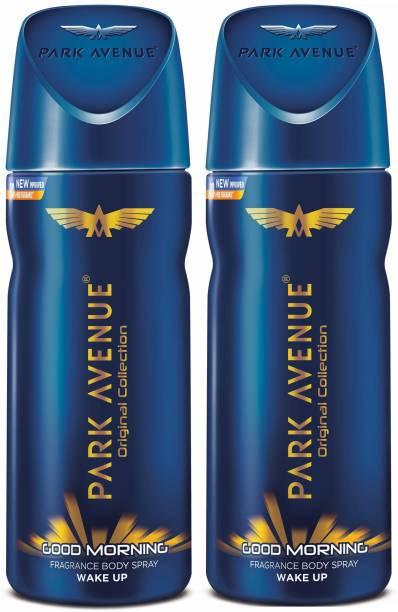 PARK AVENUE Good Morning Deodorant Spray  -  For Men