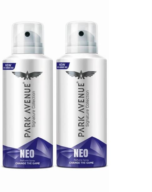 PARK AVENUE Neo Deodorant Spray  -  For Men