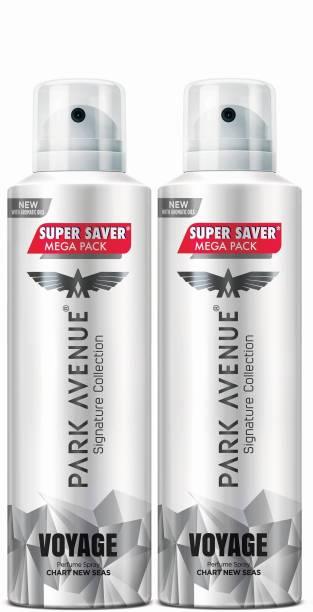 PARK AVENUE Voyage Deodorant Spray  -  For Men