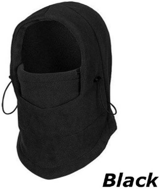 New Vastra Lok Black Bike Face Mask for Men & Women