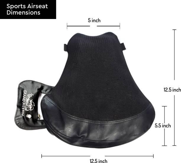 Grand Pitstop AirSeat-Fego Single Bike Seat Cover For Universal For Bike Universal For Bike