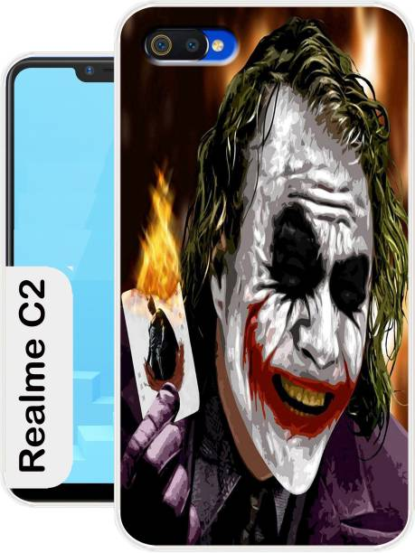 Discount Master Back Cover for Realme C306