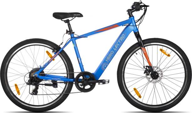 Hero Lectro Kinza 27.5T 7S 27.5 inches 7 Gear Lithium-ion (Li-ion) Electric Cycle