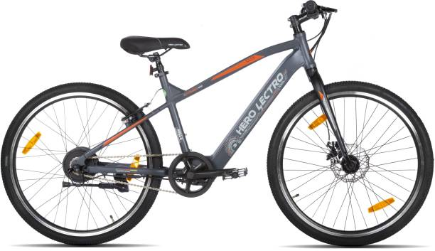 Hero Lectro Clix 26T SS 26 inches Single Speed Lithium-ion (Li-ion) Electric Cycle