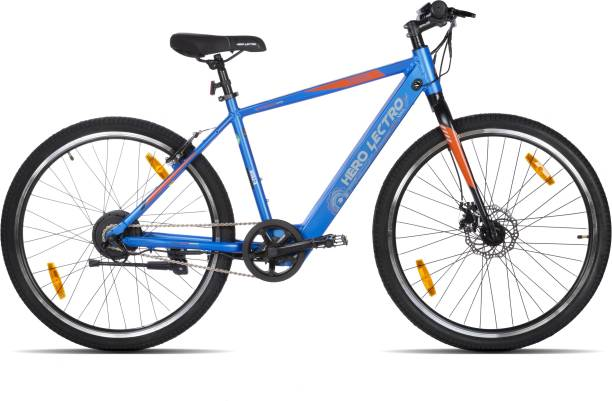Hero Lectro Kinza 27.5T SS 27.5 inches Single Speed Lithium-ion (Li-ion) Electric Cycle
