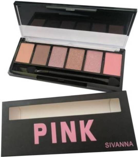 Sivanna pink eyeshadow 7 g