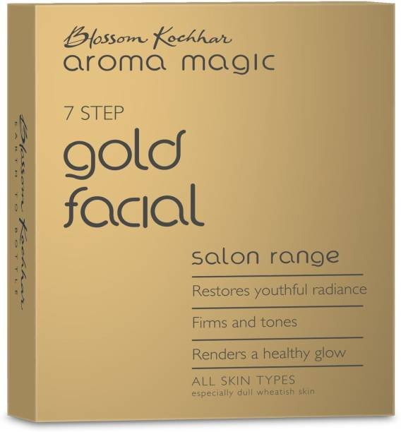 Aroma Magic Gold Facial Kit -Single Use