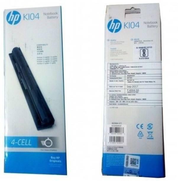 HP KI04 800009-240491 800010-421 800-001 800050-001 4 Cell Laptop Battery
