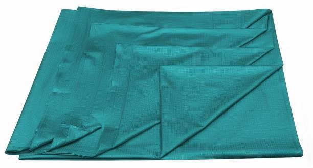 niharika Mattress Topper Double Size Waterproof Mattress Cover