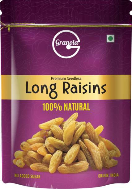 Granola 100% Natural Long Raisins