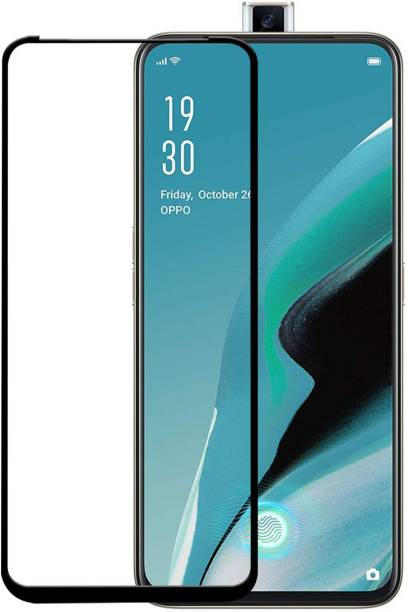 VAlight Edge To Edge Tempered Glass for Oppo Reno2 F
